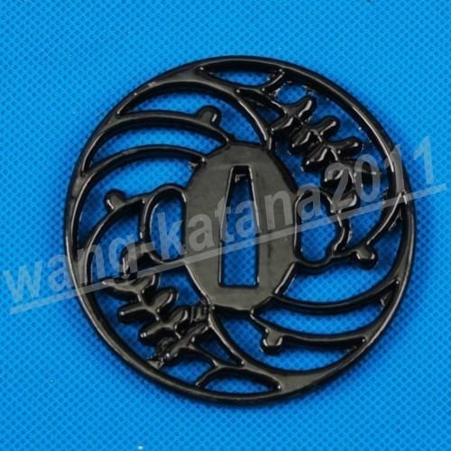 Alloy Tsuba For Katana And Wakizashi