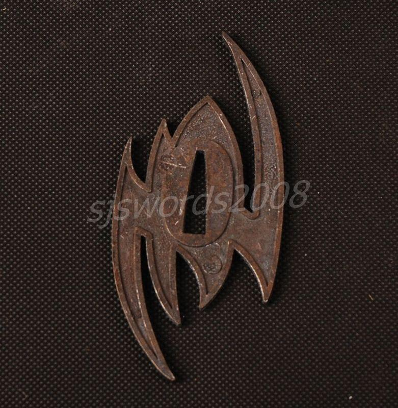 Unregular Design Alloy Tsuba For Japanese Sword Katana Wakizashi